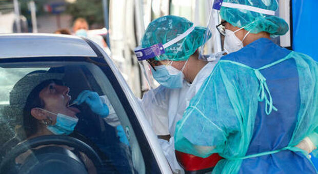 Coronavirus nel Lazio, 244 nuovi casi (91 a Roma) e sei decessi. D'Amato: «Impennata a Latina, nuove misure allo studio»