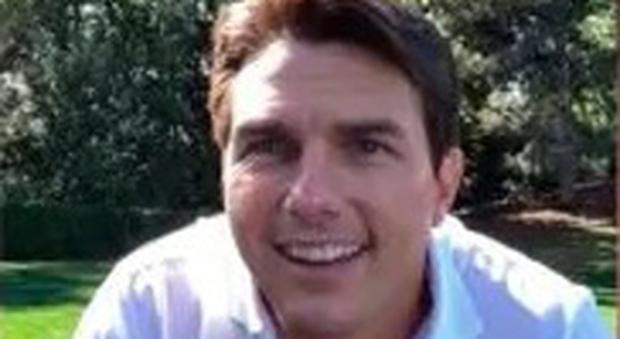 Il falso Tom Cruise su Tik tok