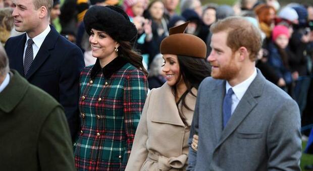 Meghan Markle, Harry in quarantena ha parlato con William al telefono: il gesto di Kate Middleton