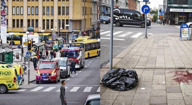 Finlandia, accoltella i passanti al grido di Allahu Akbar: due morti, otto feriti. Un arresto