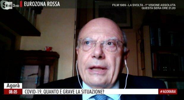 Covid, Galli: «Curva sale forse oltre le previsioni: è allarmante»