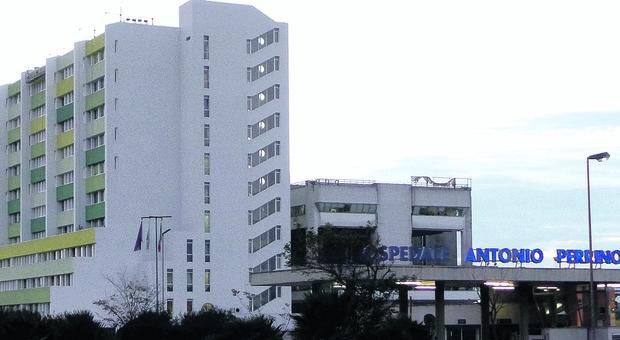 L'ospedale Perrino