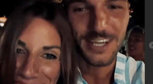 Jessica Mascheroni e Davide Basolo (Instagram)