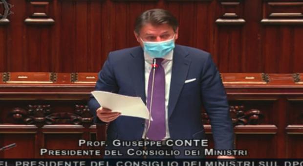 Il premier Conte alla Camera: «Curva in crescita in modo preoccupante. Mai detto di essere fuori dal pericolo» DIRETTA