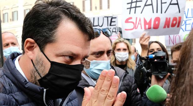 Salvini: «Presto il nome del candidato sindaco a Roma». Vertice con la Lega nel Lazio