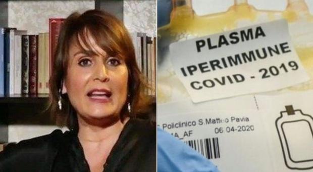 Plasma iperimmune, Antonella Viola contro Le Iene: «In pochi minuti hanno distrutto il metodo scientifico»