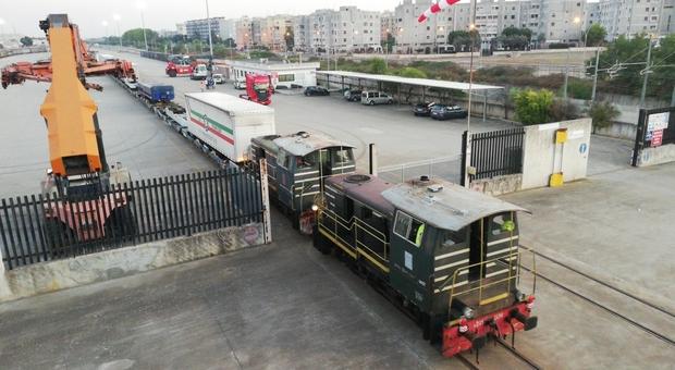 La nuova era dei trasporti su ferro: partito da Brindisi il primo treno merci verso Forlì