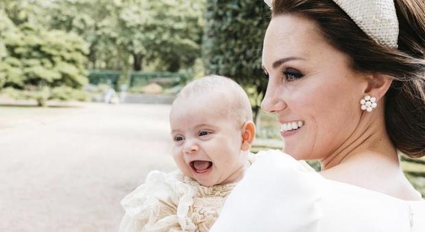 Kate Middleton rivela: «Con mio figlio Louis ho questo problema...»