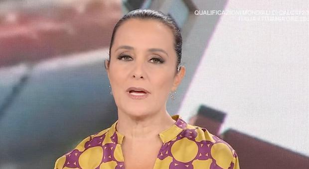Estate in Diretta, l'ospite scoppia a piangere durante l'intervista: «L'urlo di dolore...». Roberta Capua reagisce così