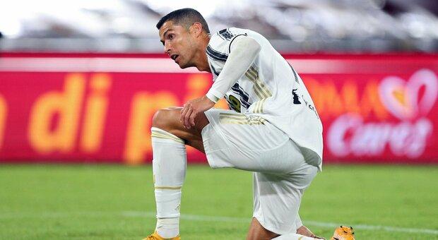Juventus, Pirlo su Cristiano Ronaldo: «Con il Verona non gioca anche se negativo»