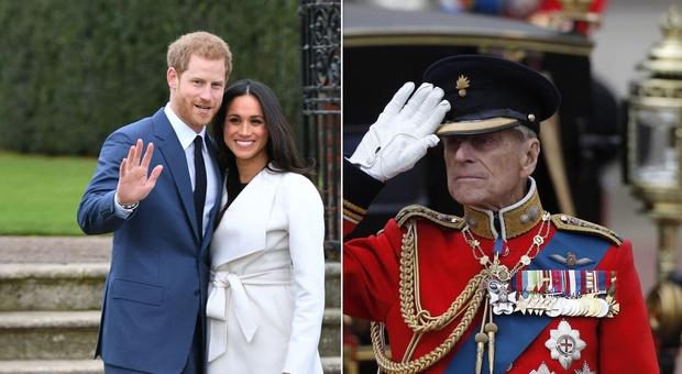 Filippo, Harry da solo ai funerali del nonno: tutti i motivi per cui Meghan non ci sarà