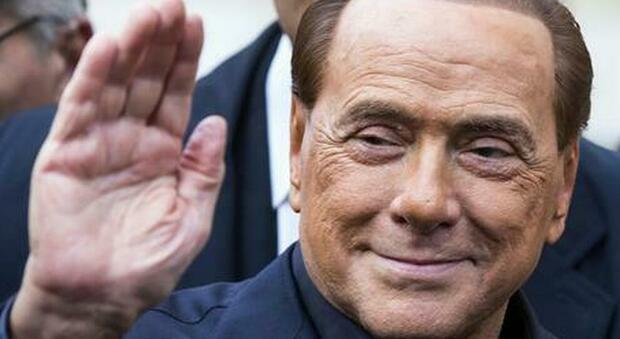 Berlusconi da Fazio: «Sorpendente Campania zona gialla. Trump? Ha perso per atteggiamento arrogante»