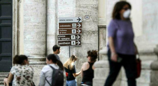Covid Lazio, bollettino 21 luglio: 616 nuovi casi e nessun morto. A Roma 348 contagi