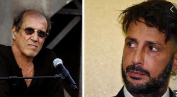 Fabrizio Corona e la lettera di Celentano: «Se muori ora non gliene frega niente a nessuno»