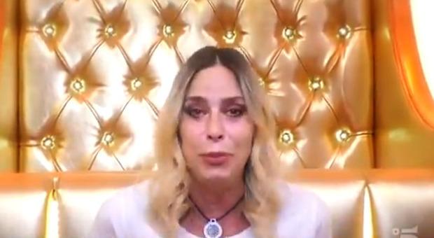 Gf Vip, Alfonso Signorini a Stefania Orlando: «Andrea Roncato sta attraversando un periodo difficile». Lei reagisce così