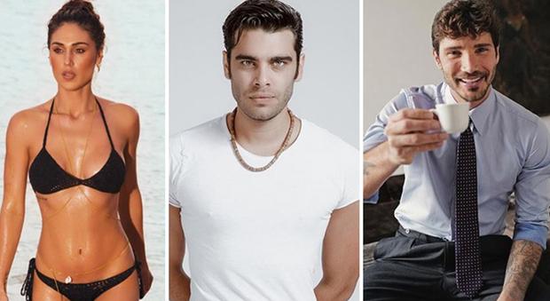 Cecilia Rodriguez, Stefano Sala e Stefano De Martino (Instagram)