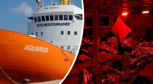 Migranti, la nave Aquarius in arrivo a Pozzallo: in 320 a bordo