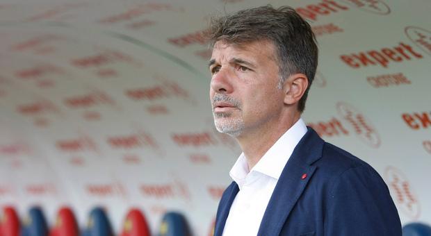 Marco Baroni, allenatore del Lecce