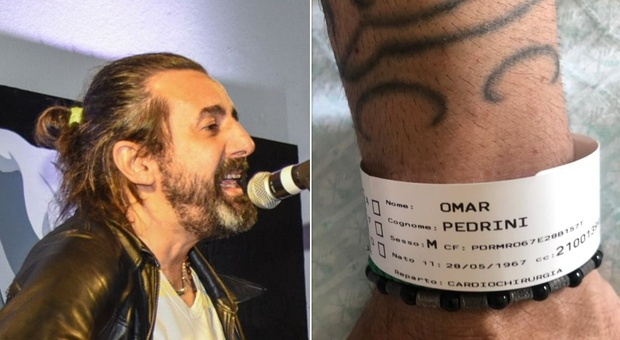 Omar Pedrini si opera per un problema cardiaco: «Resterò ai box nell'estate della ripartenza»