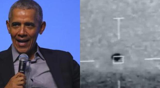 Ufo, Barack Obama non ha dubbi sull'ultimo video: «Gli oggetti volanti non identificati esistono e vanno presi sul serio, ecco perché»