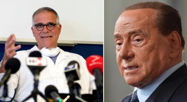 Zangrillo choc su Berlusconi: «Con quella carica virale a marzo sarebbe morto»