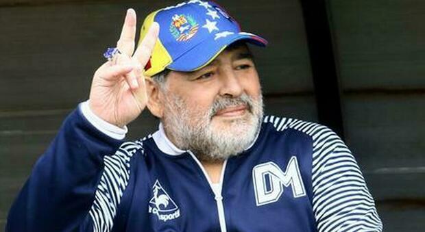 Maradona vince contro il Fisco: condono da 40 milioni di euro