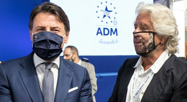 M5S, c'è l'accordo Conte-Grillo. L'ex premier: «Ora ci sono le condizioni per il rilancio»