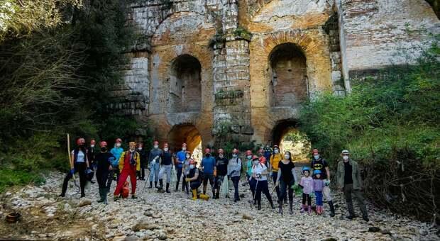 Tivoli, visite gratuite a Ponte Lupo per dire no alla discarica a Villa Adriana