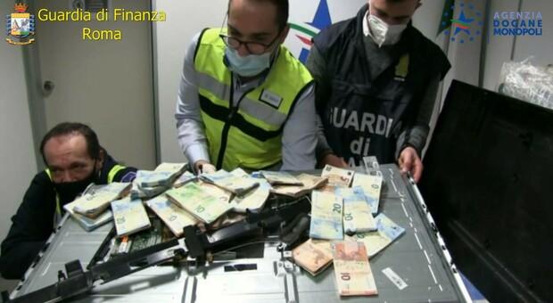 Il blitz della Guardia di Finanza e dell'Agenzia delle Dogane