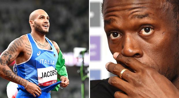Jacobs oro da record, Usain Bolt: «Non facciamo paragoni». La strana reazione del fenomeno giamaicano