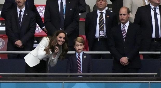 La famiglia reale, Principe William