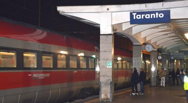 Lavori per l'alta velocità da Taranto a Battipaglia: dal 2026 si viaggerà fino a 200 chilometri all'ora