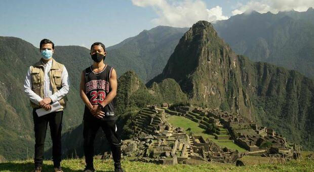 Machu Picchu chiuso per lockdown: un turista affitta casa e aspetta 7 mesi prima di visitarlo