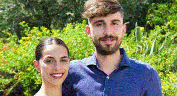 Salvo Santarsiero e Francesca Merra