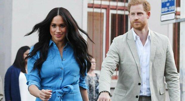 Harry e Meghan, il piano del principe Carlo per estrometterli dalla Royal Family