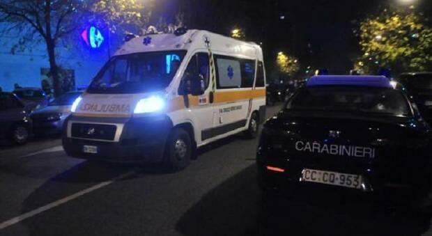Milano, incidente in moto: morto un 49enne, si è schiantato contro un guardrail