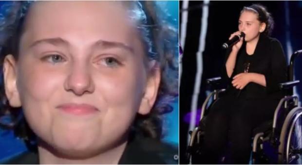Morta Veronica Franco: la cantante in carrozzina di Tu si que vales stroncata dalla leucemia a 19 anni