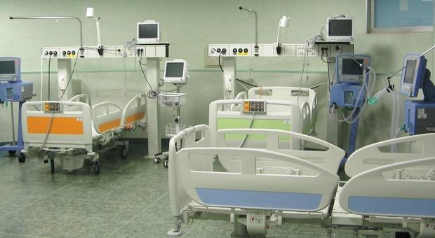 Il reparto di Terapia intensiva dell'ospedale di Francavilla Fontana