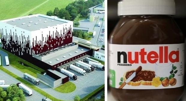 Nutella, incendio nella più grande fabbrica al mondo