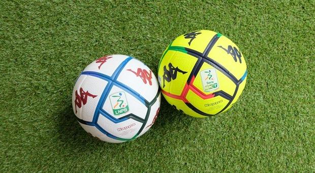 I palloni della Lega Serie BKT
