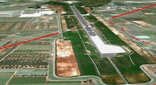 Grottaglie, in aeroporto spunta un ordigno bellico inesploso - Quotidiano di Puglia