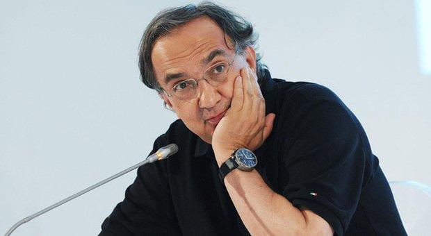 Sergio Marchonne, numero uno di FCA