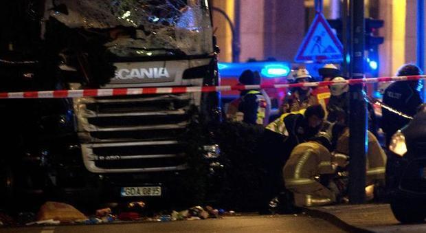 Nel 2016 l'attentato al mercato di Natale di Berlino