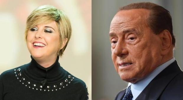 Nadia Toffa grata a Berlusconi: «Mise a mia disposizione elicottero e stanza in ospedale»