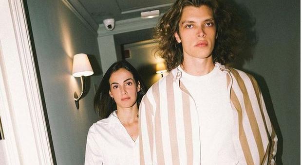 Massimiliano Mollicone e Vanessa Spoto (Instagram)