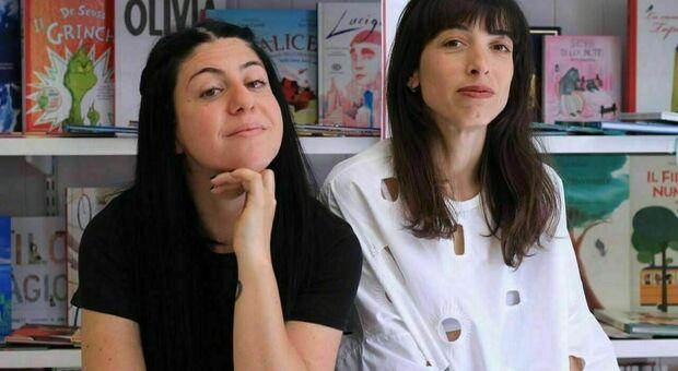 Maria Romana Tetamo e Alessia Ciriminna