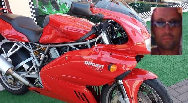 Incidente mortale a Minerbe: la moto che il 47enne aveva messo in vendita da pochi giorni