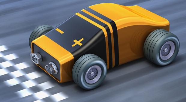 Le batterie dell'auto elettrica, una sfida epocale