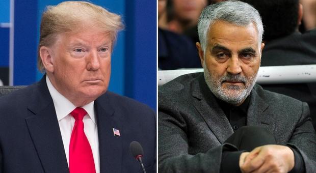 Donald Trump, l'Iran emette un mandato d'arresto per la morte di Soleimani