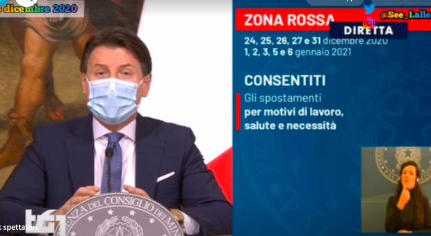 Coronavirus, la pandemia del 2020 in diretta tv: tutto quello che è successo in un video di 20 minuti